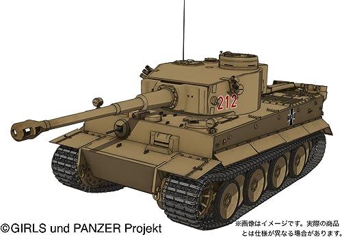 Girls & Panzer 1 35 Tiger I Kuromorimine Jogakuen Ver. (japan import)