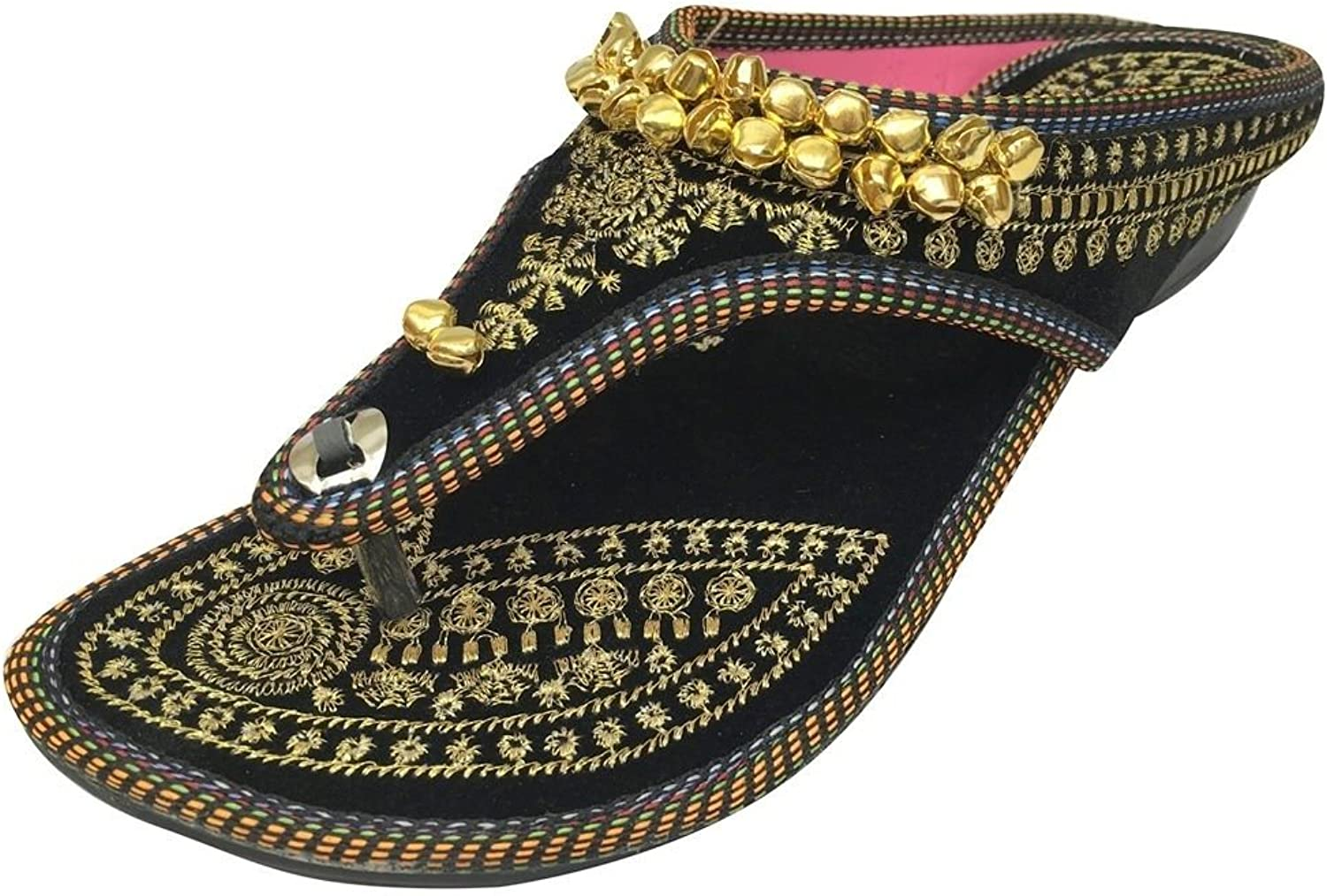 Step n Style Ladies Ethnic shoes Khussa Jutti Salwar Kameez Rajasthani Beaded shoes