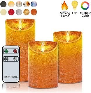 Best luminara battery pillar flameless candle Reviews