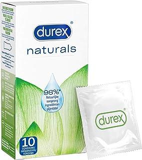 Durex - 10 condooms Naturals - 1 stuk