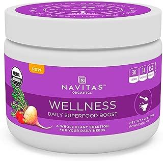Navitas Organics Daily Superfood Boost, Wellness, 4.2 Ounce, Organic, Non-GMO, Gluten-Free
