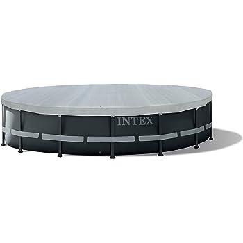 INTEX 29022 COPERTURA SOLARE PER PISCINE INTEX METAL FRAME E EASY DA 366