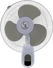 Ventilateur/Circulateur d'air mural + Télécommande Cornwall 40cm/1900m³/h (16WF)