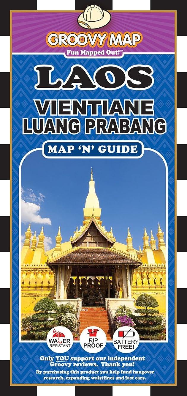 Groovy Map n Guide Laos (2012-13)