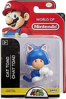 World Nintendo Super Mario Cat Toad 2.5