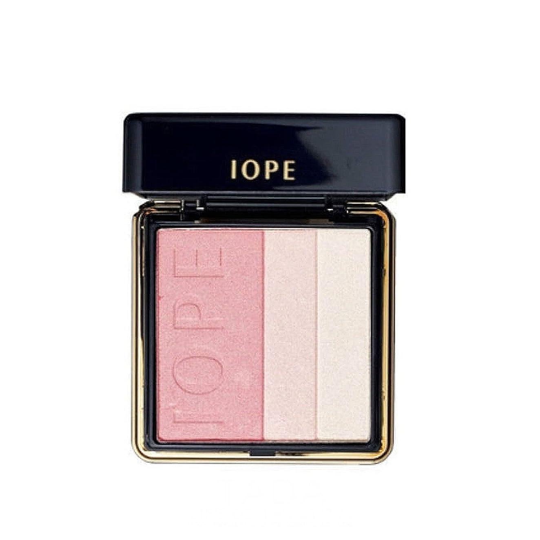教師の日拮抗消防士IOPE Face Defining Blusher 10g/アイオペ フェイス ディファイニング ブラッシャー 10g (#1 Rose Pink) [並行輸入品]