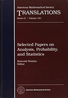Selected Papers on Analysis, Probability, and Statistics