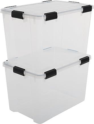 Gut bekannt Suchergebnis auf Amazon.de für: plastikbox mit deckel groß HL66