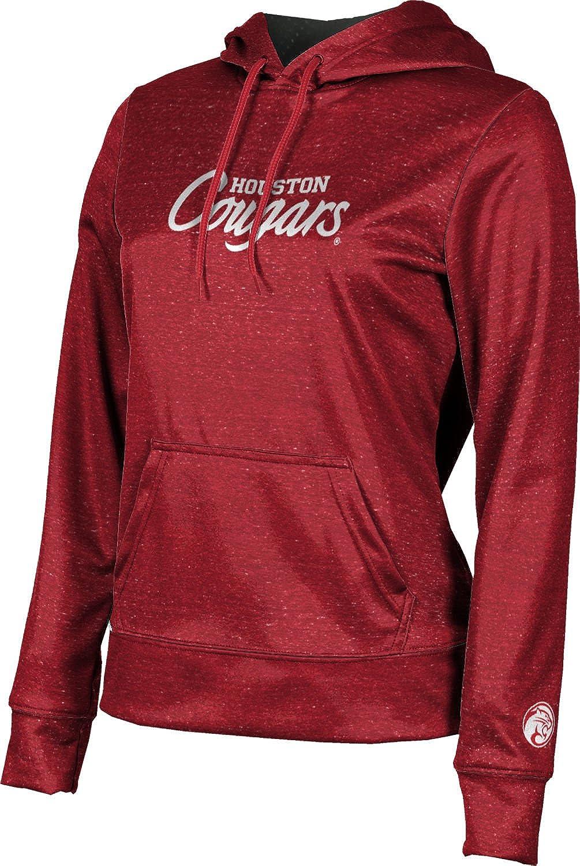 ProSphere University of Houston Girls' Pullover Hoodie, School Spirit Sweatshirt (Heathered)