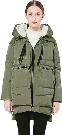 Orolay レディース ダウンジャケット冬コート ロングコート フード付き オーバーサイズ 女 厚手 防風 防寒 撥水加工