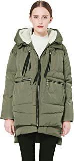 Sponsored Ad - Orolay Women's Thickened Down Jacket
