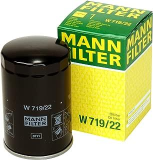 Mann-Filter W 719/22 Spin-on Oil Filter