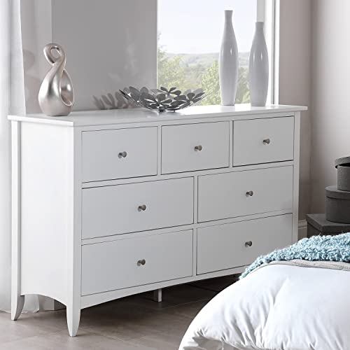 Awesome Large White Chest Of Drawers Amazon Co Uk Download Free Architecture Designs Scobabritishbridgeorg