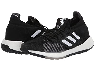 adidas Running PulseBOOST HD (Black/White/Grey) Women