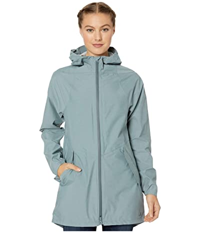 Prana Southbounder Jacket (Smoky Blue) Women