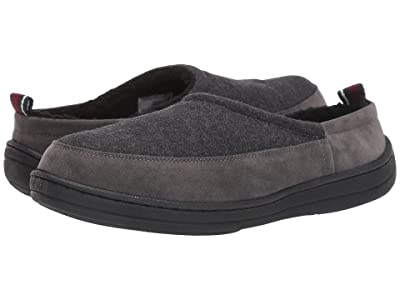 Ben Sherman Matt Clog (Charcoal Wool/PU Suede) Men
