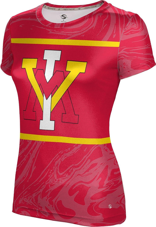 ProSphere Virginia Military Institute Girls' Performance T-Shirt (Ripple)