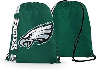 GF-sports store Football Team Logo Drawstring Backpack Gym Bag - Pick Team