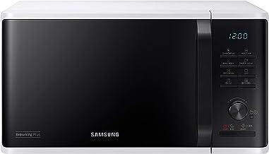 Samsung MG23 K3 515aw / EG Microondas / 48,9 cm / Descongelamiento rápido / 27 Programas automáticos (Manual en alemán)
