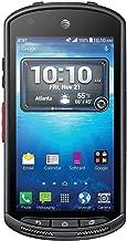 Kyocera DuraForce E6560 16GB Unlocked GSM 4G LTE Military Grade Smartphone w/ 8MP Camera - Black (Renewed)