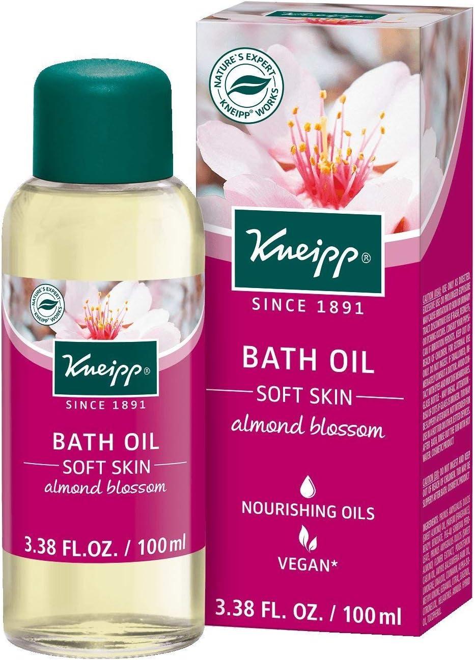 Lowest price challenge Kneipp Herbal Bath Oil Soft Skin latest Oz Almond fl. 3.38