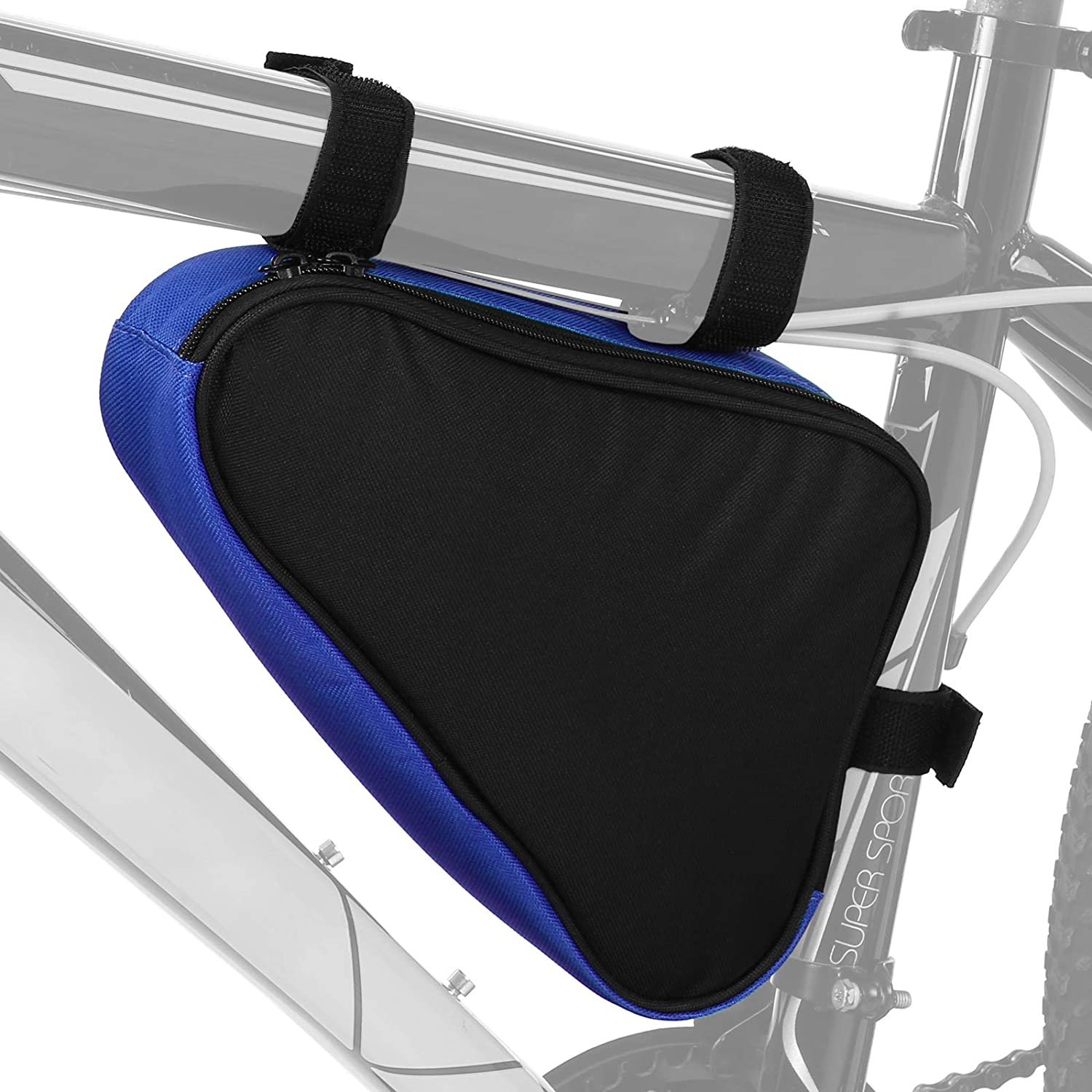 WBBNB Some reservation Bike Bag Cheap super special price Front Pipe Handlebar Waterp Polyester Frame