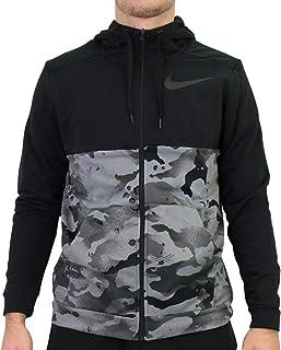 Nike Men's Dry Full Zip Fa Camo Hooded Sweatshirt Men's Hooded Sweatshirt