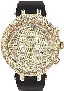 Joe Rodeo - diamante Hombre Reloj – Master oro 6.5 CTW