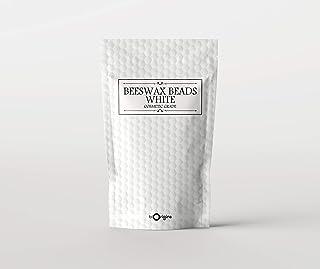 Mystic Moments Bienenwachs Perlen Raffiniert Weiß 500g