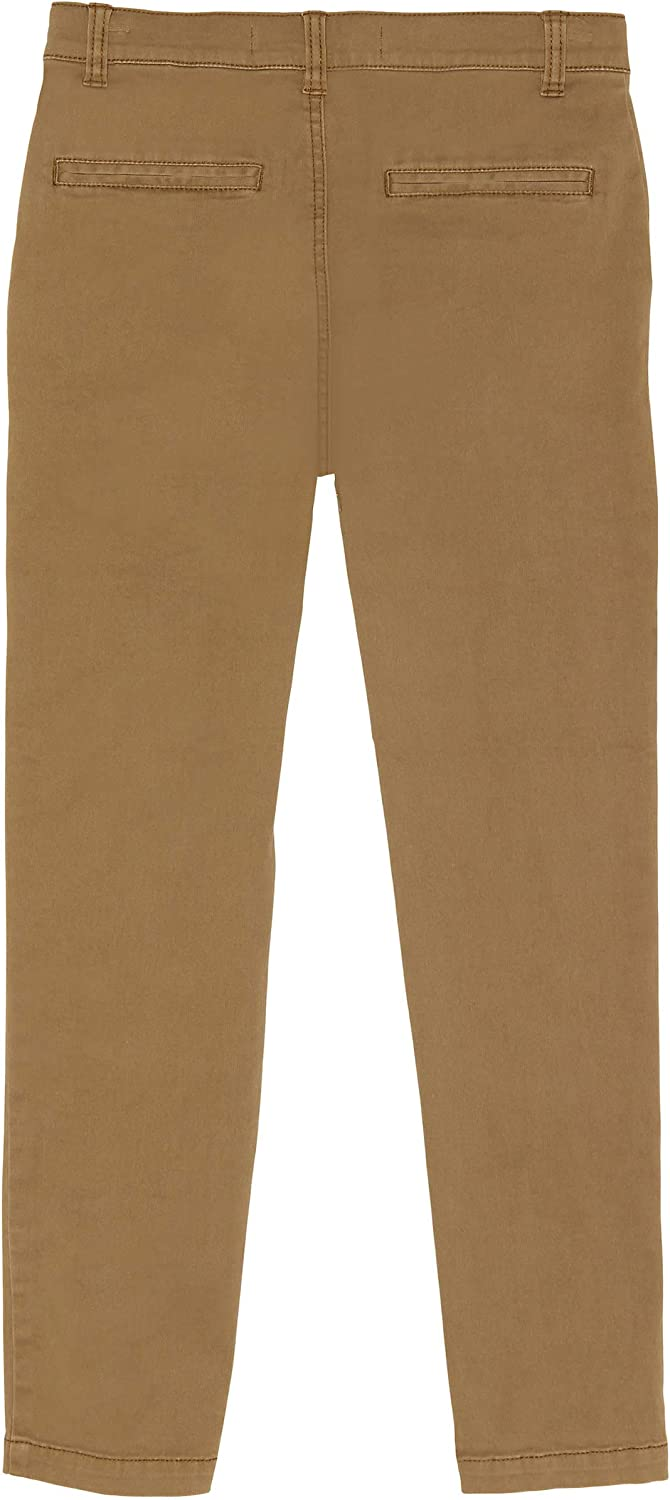French Toast Boys Slim Fit Stretch Chino Pant