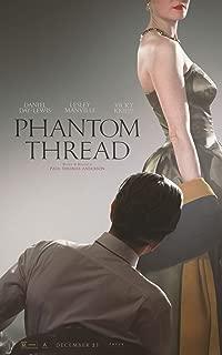 Kirbis Phantom Thread Movie Poster 18 x 28 Inches