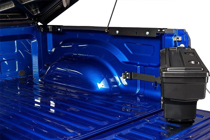 UnderCover SwingCase Truck Storage Box | SC401P | fits 2005-2019 Toyota Tacoma Passenger Side