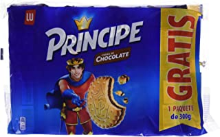 Principe Galleta Relleno de Chocolate 4 x 300g (1200 gr)