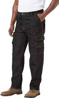 by Kingsize Men's Big & Tall Marine Cargo Pants