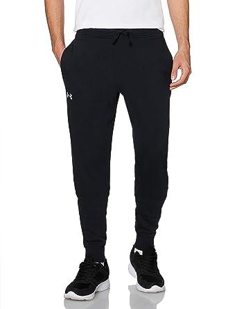 Under Armour Men's Ua Rival Cotton Jogger Sweatpants
