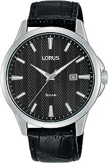 Lorus Classic Man Mens Analog Quartz Watch with Leather Bracelet RH925MX9