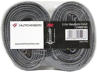comprar comparacion HUTCHINSON Schlauch-Set Road Standard Sv/48 MmBlíster 2 cámaras, Unisex Adulto, Negro, Talla_única