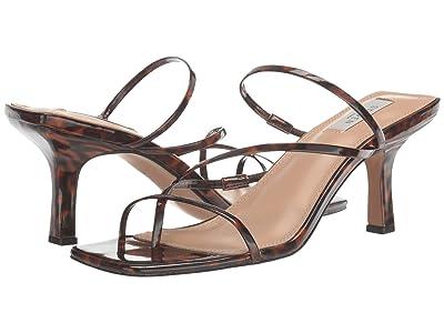 STEVEN NEW YORK Talie (Tortoise) High Heels