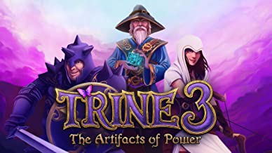 Trine 3: The Artifacts of Power Standard - [Switch Digital Code]
