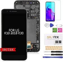 Screen Replacement for LG k30 X410 / K10 2018 K10a K10+ / K11 Prime 2018 / Phoenix Plus X410AS / Premier Pro L413DL / X410CS Harmony 2 / K30 LCD Display Touch Digitizer Assembly