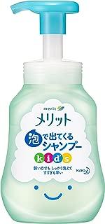 美丽婷 儿童 泡沫泡沫洗发水 按压泵 300ml