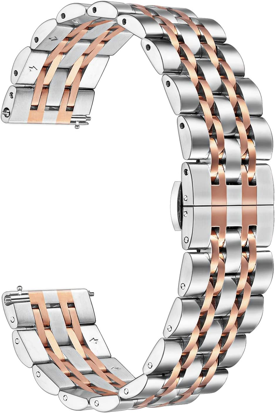 TRUMiRR Shipping included Watch Band for Fossil Women's 6 4 Austin Mall 42mm Gen Venture