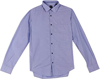 Hugo Boss Shirt for Men, Purple - XXL