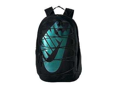 Nike Hayward Backpack 2.0 (Black/Black/Iridescent) Backpack Bags