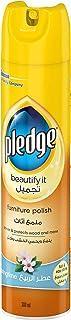 Pledge Furniture polish Springtime, 300 ml