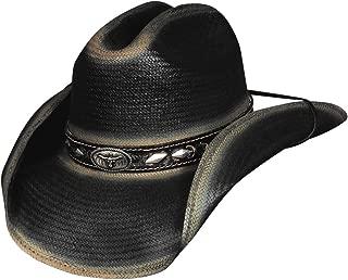 Bullhide Hats 2412Bl Little Big Horn Extra Large Black Cowboy Hat