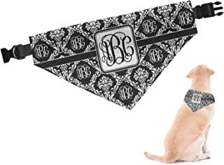 monogrammed bandanas for dogs
