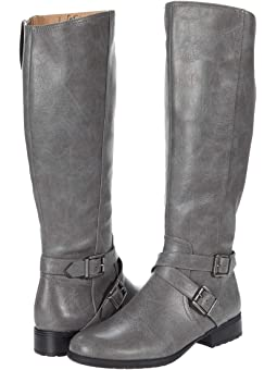 Gray Boots + FREE SHIPPING | Shoes
