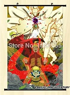 Anime family Japan Wall Scroll naruto Sage Mode Tailed Beast Mode Home Decor poster