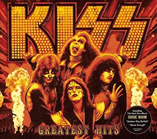 KISS GREATEST HITS [2CD]